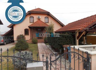 MAXFIN REAL - Luxusný dom na prenájom Nitra-Lužianky