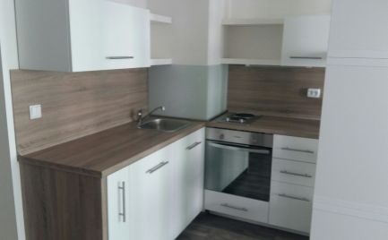 Ponúkame na prenájom 1-izbový byt na 3 poschodí v novostavbe na Rustaveliho ulici v Rači