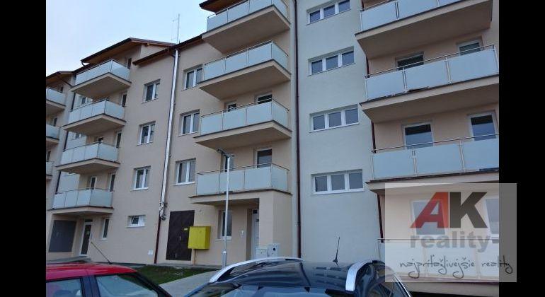 NOVÁ VÝSTAVBA - 2.izb. bytu v novostavbe s balkónom na Muškátovej ul. v Pezinku-Posledný voľný!