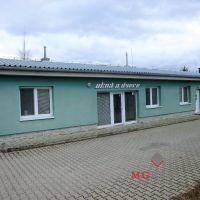 Polyfunkčný objekt, Krušovce, 1100 m², Kompletná rekonštrukcia