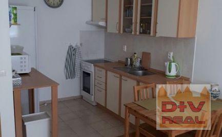 Prenájom: 2 izbový byt, Klincová ulica, Bratislava II, Ružinov, novostavba, 4/11, výťah, parkovanie, zariadený