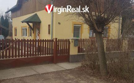 Predáme 5-izb.rodinný dom s nádherným pozemkom za vynikajúcu cenu v Rajke.
