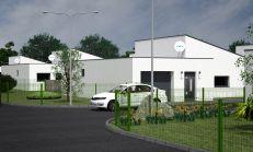 PREDAJ - 3i domy v radovej výstavbe Chocholná Zábrežie - dom G2