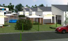 PREDAJ - 4i domy v radovej výstavbe Chocholná Zábrežie - dom F1 a F4