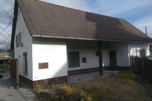 Objekt na dočasné bývanie Varín