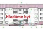Hľadáme 2 izbový byt na prenájom, cena do 450€ vrátane energií, Pezinok a okolie