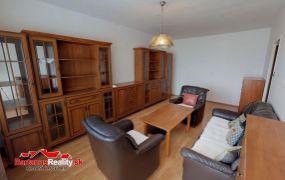 Ponúkame Vám na predaj zrekonštruovaný 3 izbový byt Trenčín, ul. K Výstavisku