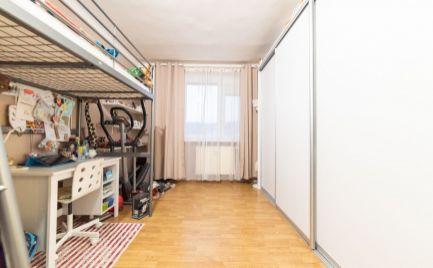 1 izbový slnečný byt s krásnym výhľadom