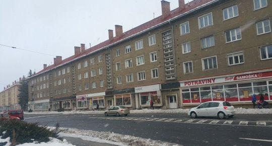 3 izbový krásne prerobený byt s dvomi balkónmi,  Partizánska cesta, Banská Bystrica