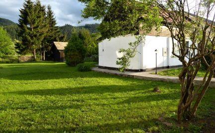 Útulný rodinný dom neďaleko od mesta Brezna