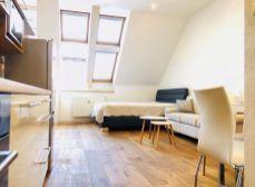 RK KĽÚČ - Exkluzívne iba u nás - 1 izbový nadštandartný byt v centre mesta