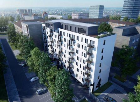 StarBrokers-PREDAJ: Kvalitný 2-izb.byt v novostavbe, tichá časť BA- Nové Mesto, ul. Pri Starej prachárni