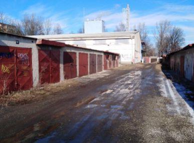 Predaj garáže v centre Popradu