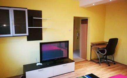 PRENÁJOM 1 izbový byt Bratislava Petržalka Znievska ulica - EXPISREAL