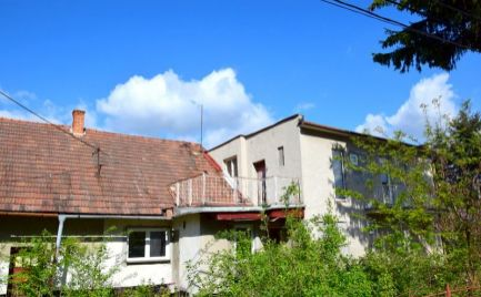 Ponúkam na predaj rodinný dom v obci Veľká Čausa