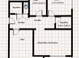4 izb. byt, Pluhová ul., zrekonštr. podľa Vašich predstáv