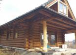 --PBS-- LUXUSNÁ drevenica v krásnom prostredí Malých Karpát v obci Horné Orešany