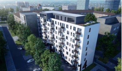 Na predaj 2. izbový byt Nové Mesto, Pri Starej Prachárni. Novostavba, balkón.