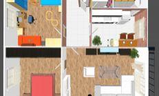 Jedinečná ponuka - Trojizbový byt s balkónom a garážou.