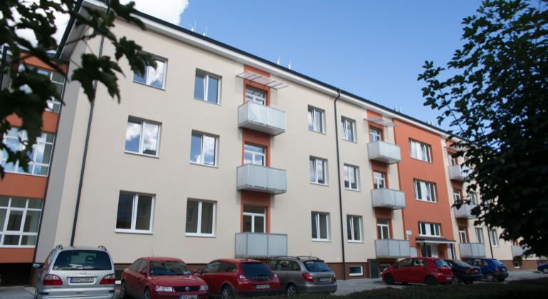 2-izbový byt č.9 - novostavba Považská Bystrica