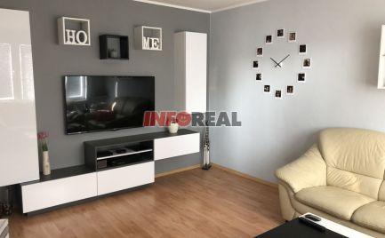 3 izbový byt 74 m2, Branisková ul., Staré Mesto, 10/12 posch., loggia