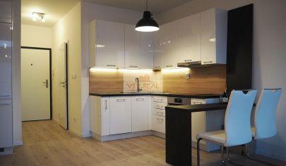 Zariadený 2-izbový byt v novostavbe Ahoj Park Bratislava