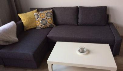 Krásny 2-izbový byt v novostavbe Fuxova, začiatok Petržalky