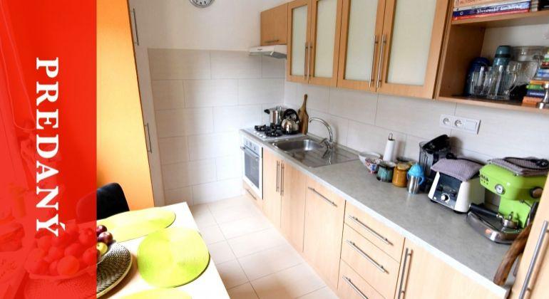 PREDANÝ: Predaj 2i bytu na Saleziánskej ulici - Žilina - Hliny - 57 m2 - po rekonštrukcii