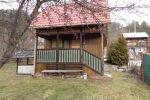 Predaj drevená chata, Dubina II.,15 m2, pozemok 414 m2.