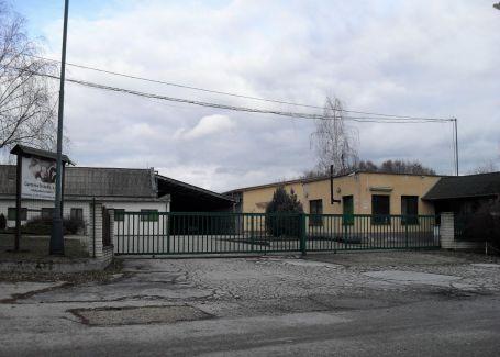 Prevádzkový areál Topoľčianky investičná príležitosť predaj