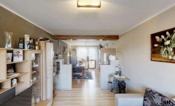 LEN U NÁS - Nadštandardný 3-izb. byt v Mlynici