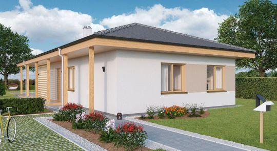 NOVOSTAVBA rodinný dom Želiezovce