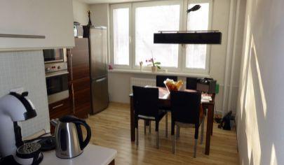 PARTIZÁNSKE, 3 izbový zariadený byt, blízko centra, 74m2