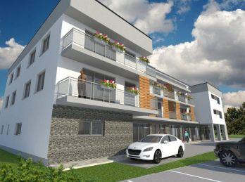 **BYTY PEZINSKÁ: Nový kvalitne vyhotovený 1 izb. byt v tehlovej novostavbe!!*