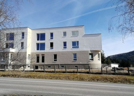 PREDANÉ !!! DELTA - Priestranný, moderný 2 izbový byt s terasou na predaj Liptovský Peter - novostavba !!!
