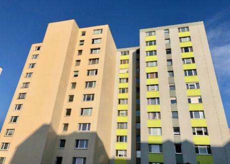 Predané - 3 izbový byt, Saratovská, Dúbravka, 61 m2
