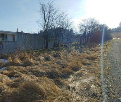 Ponúkame na predaj stavebný pozemok vo Sverepci, 1995 m2, široký 12m.