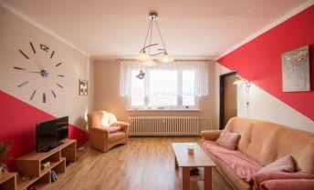 Trojizbový byt v Liptovskom Mikuláši - Podbreziny