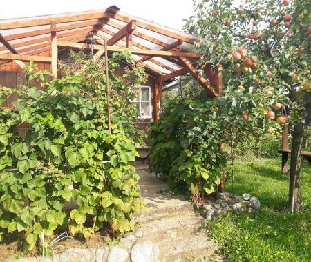 Slnečná záhrada v Strážoch pod Tatrami