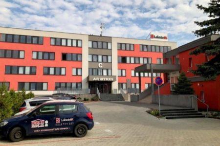 IMPEREAL – predaj, kancelársky priestor 368 m2,  -1PP,Pestovateľská ul., Bratislava II.