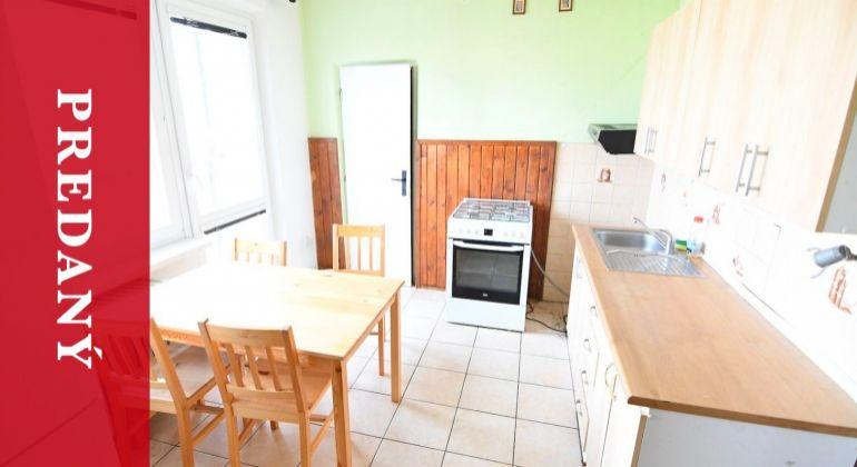 PREDANÝ: Predaj 2i - Dobšinského ul. - 62 m2 - pôvodný stav - Žilina - Vlčince