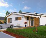 Novostavba 4i rodinného domu na kľúč s pozemkom 543 m2, Borčice