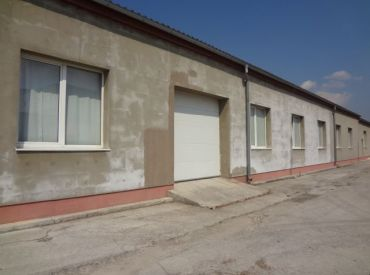 Predaj výrobných priestorov, 1650 m2, Rajec