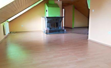 3-izbový podkrovný byt  73m2 - Liptovský Hrádok