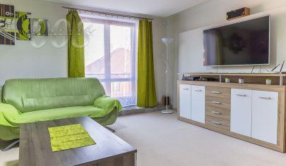 Rekonštruovaný 3-izbový byt s balkónom, Domaňovce