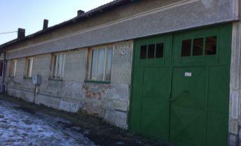 Na predaj dvojgeneračný rodinný dom v Rimavskej Seči