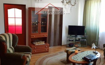 REZERVOVANÉ- 3 izbový byt s nízkymi nákladmi