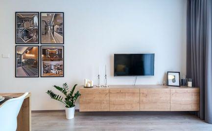 Úplne nový - vybavený a zariadený byt v nadštandarde + vlastná predzáhradka 26 m2!