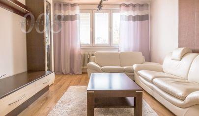 REZERVOVANÝ Byt 2+1 (54 m2) s loggiou sídl. Tarča Sp. Nová Ves
