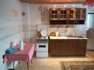 Predáme  rodinný dom (víkendová chalupa)  v Lysej pod Makytou - Dešná